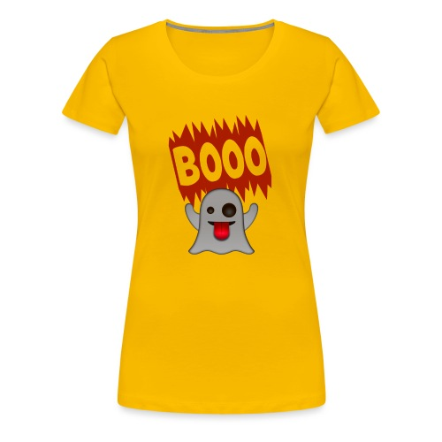 Booo - Naisten premium t-paita
