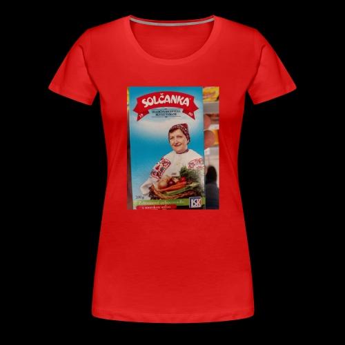 Babushka's fines - Women's Premium T-Shirt
