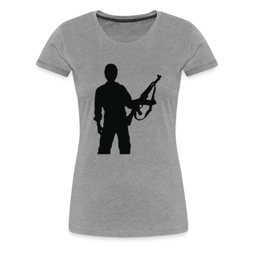 RESISTENZA INTERNAZIUNALE - T-shirt Premium Femme