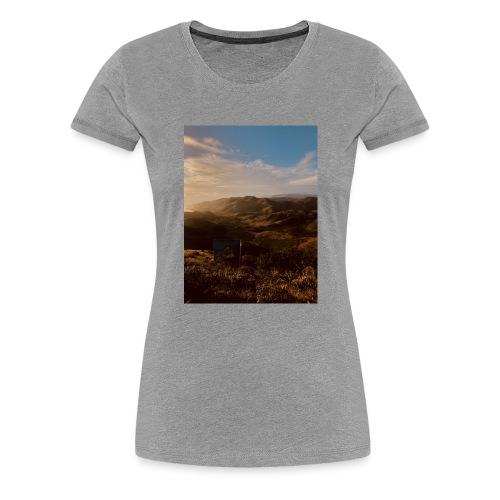 rigo poncio - Camiseta premium mujer