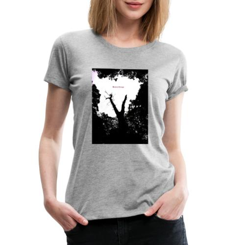 Scarry / Creepy - Women's Premium T-Shirt