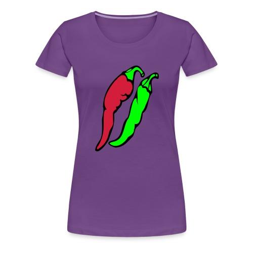 Chilli - Koszulka damska Premium
