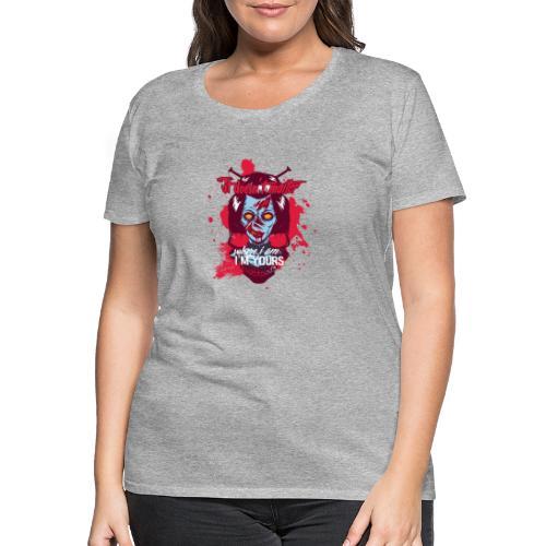 I´m Yours - Frauen Premium T-Shirt