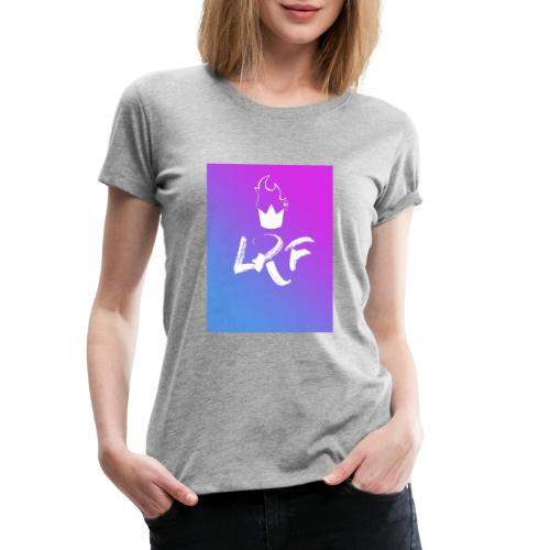 LRF rectangle - T-shirt Premium Femme