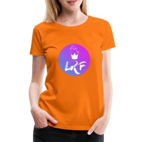LRF rond - T-shirt Premium Femme