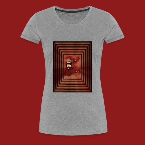 Warrior of ligth - Camiseta premium mujer