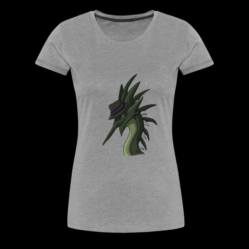 Sneaky officeal Monster Edition - Frauen Premium T-Shirt