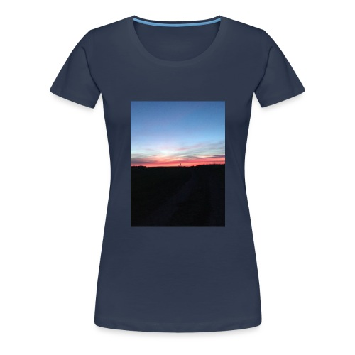 late night cycle - Women's Premium T-Shirt