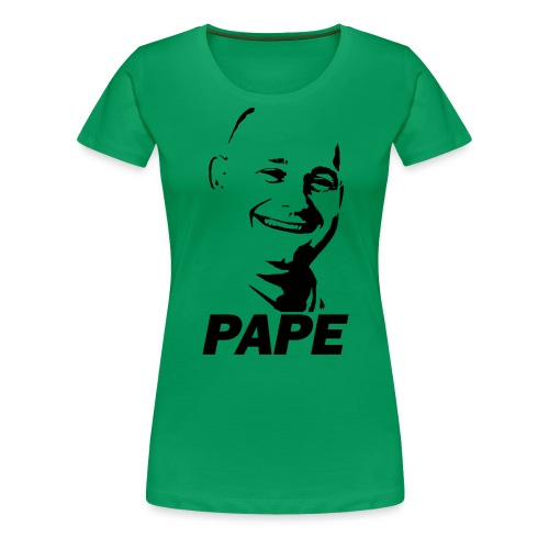 PAPE - Dame premium T-shirt