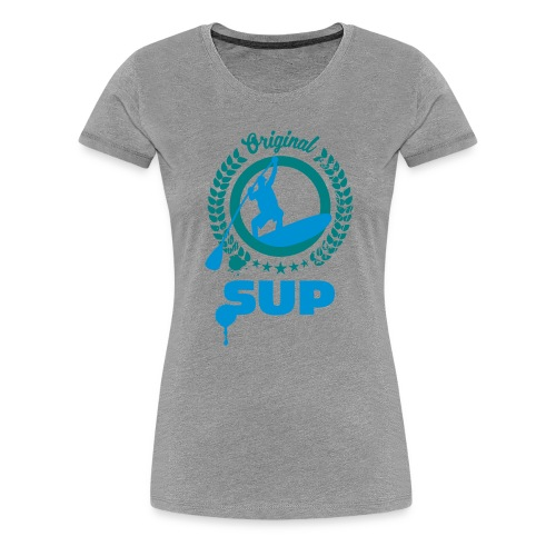 SUP Nr.4 - Frauen Premium T-Shirt