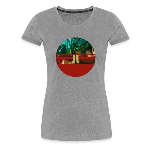 blow - Frauen Premium T-Shirt