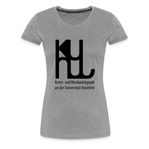 KuMu_schwarz - Frauen Premium T-Shirt