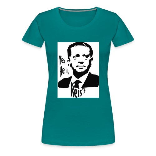 Erdogan - T-shirt Premium Femme