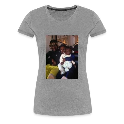 Sekou - Vrouwen Premium T-shirt