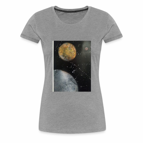 Space - Women's Premium T-Shirt