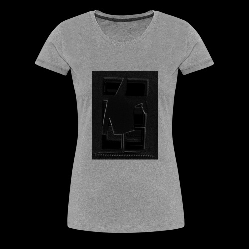 Dark Negative - Women's Premium T-Shirt
