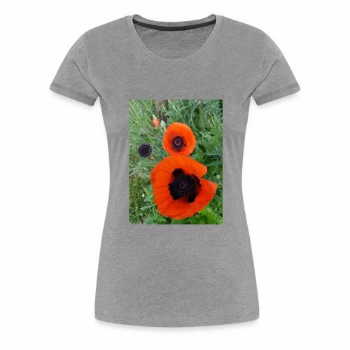 Poppy - Women's Premium T-Shirt