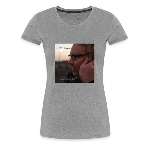 Zeitweisen Cover - Frauen Premium T-Shirt
