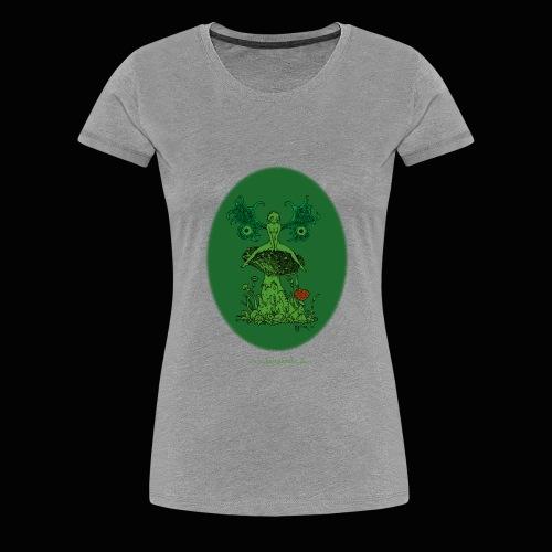 pilzfee - Frauen Premium T-Shirt