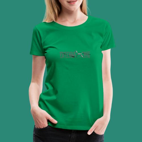 EXCLUSION ZONE - Frauen Premium T-Shirt