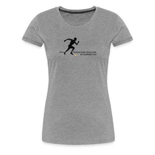 running gag png - T-shirt Premium Femme