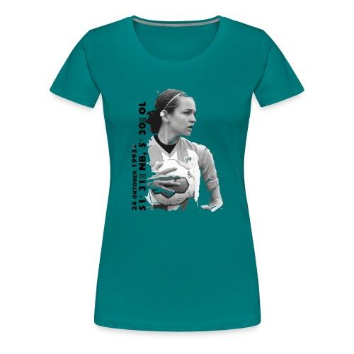 COOLEN - Vrouwen Premium T-shirt