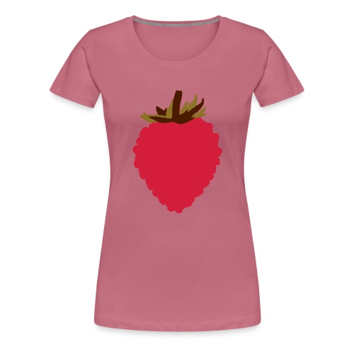 Wild Strawberry - Women's Premium T-Shirt