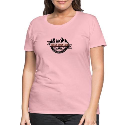 ROCKY MOUNTAIN - Maglietta Premium da donna