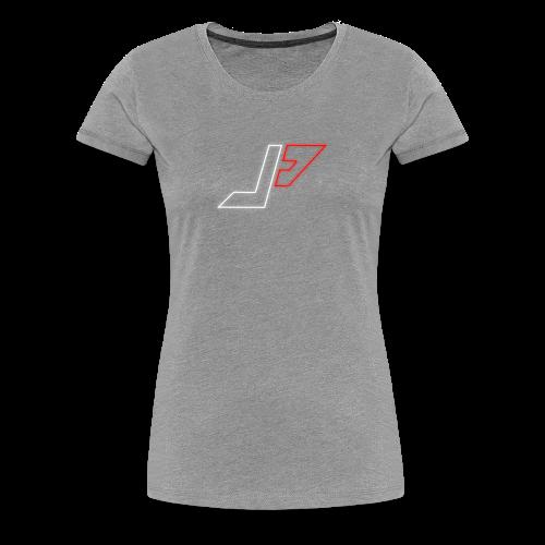 plunjie logo - Women's Premium T-Shirt