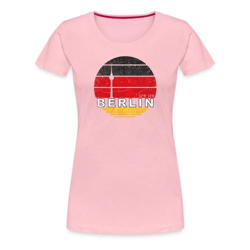 BERLIN, Germany, Deutschland - Women's Premium T-Shirt