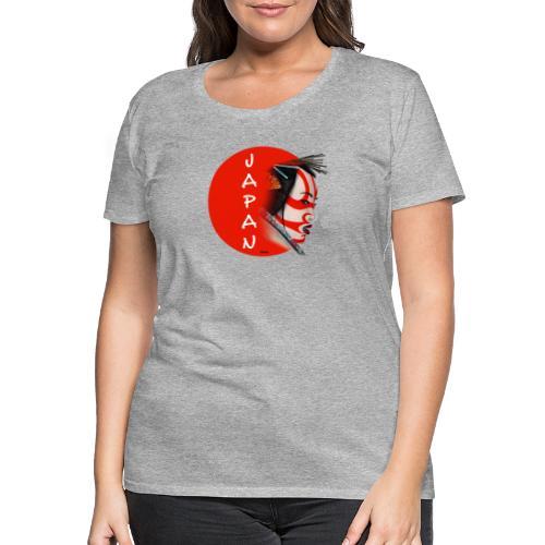 Japon - Camiseta premium mujer