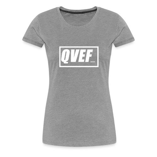 QVEF - Camiseta premium mujer