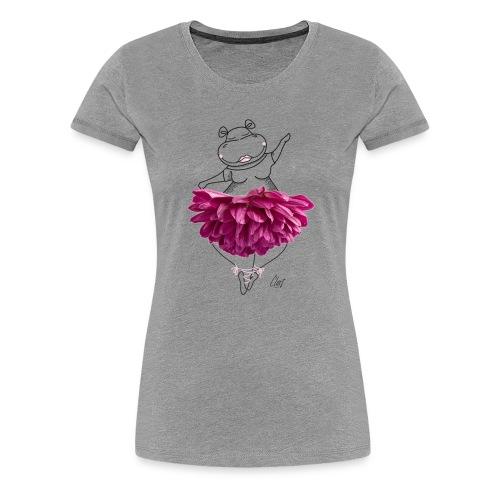 ballerina - Maglietta Premium da donna