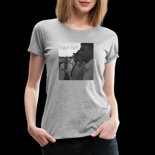 Egon1 - Premium-T-shirt dam