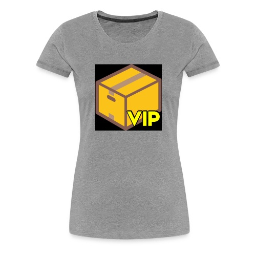 Collection The Box VIP - T-shirt Premium Femme