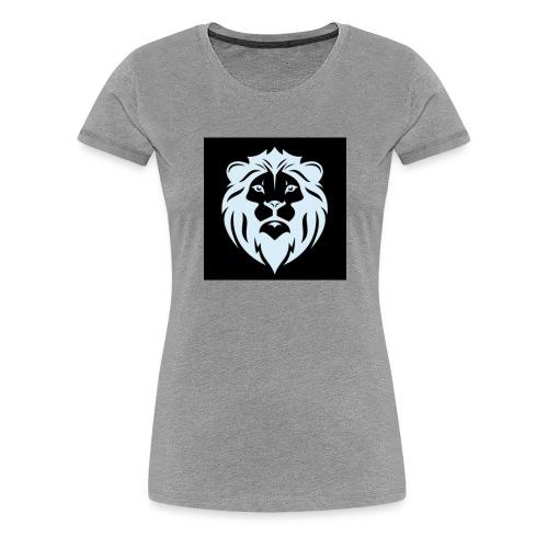 Inverted Lion Collection - Women's Premium T-Shirt
