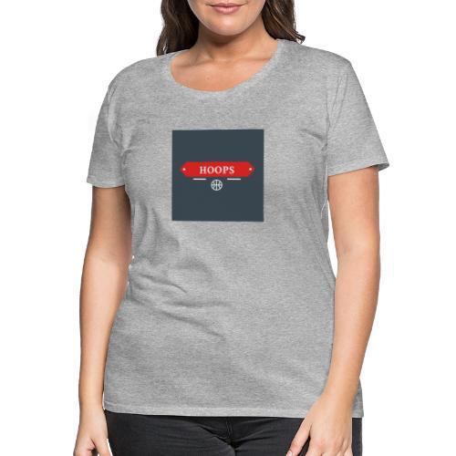 HOOPS - T-shirt Premium Femme