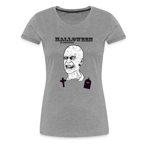 Haloween 2018 - T-shirt Premium Femme