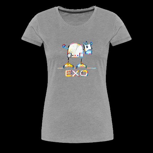 EXO - Super Dog - Frauen Premium T-Shirt