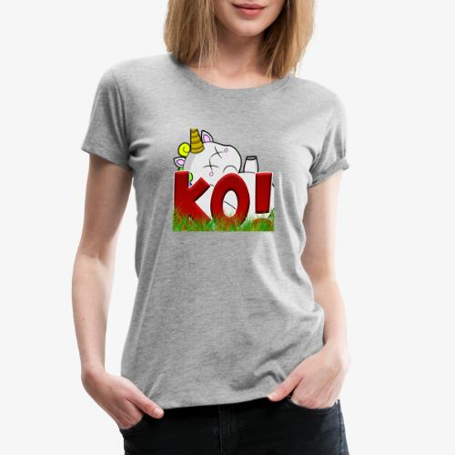 KO! - Frauen Premium T-Shirt