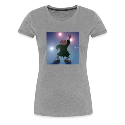 Piman 01 - Women's Premium T-Shirt