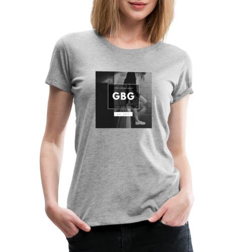Crew original tröja - Premium-T-shirt dam