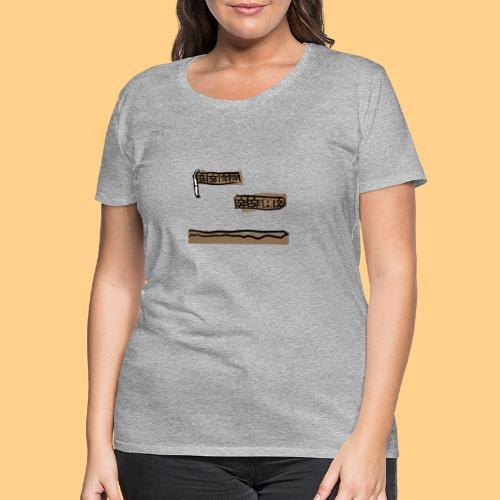 Supra Merio Brush - T-shirt Premium Femme