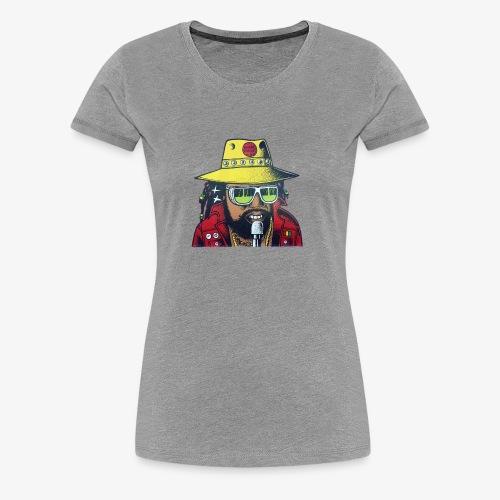 REAGGE MUSIC - Frauen Premium T-Shirt
