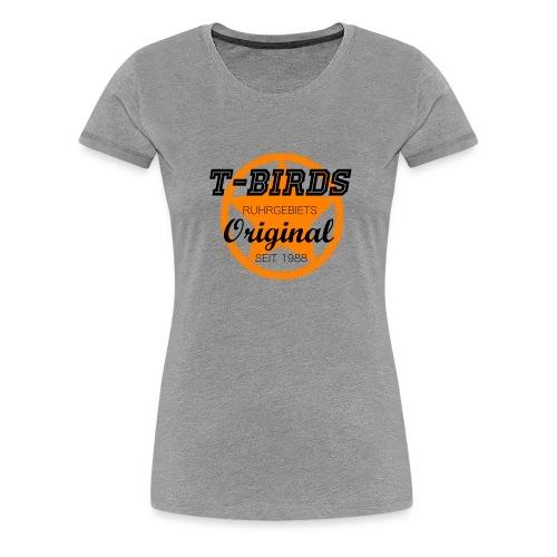 T-Birds1988 - hell - Frauen Premium T-Shirt