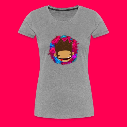 Kirouha colored smoke 2 - T-shirt Premium Femme