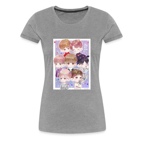 anime - T-shirt Premium Femme