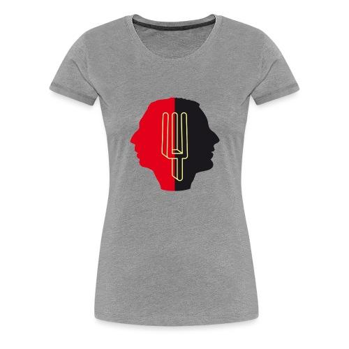 Harmonies Album Cover - Vrouwen Premium T-shirt