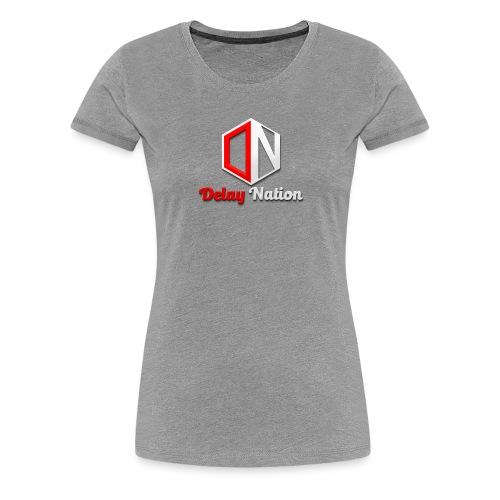 Delay Nation 2018 merch - Women's Premium T-Shirt