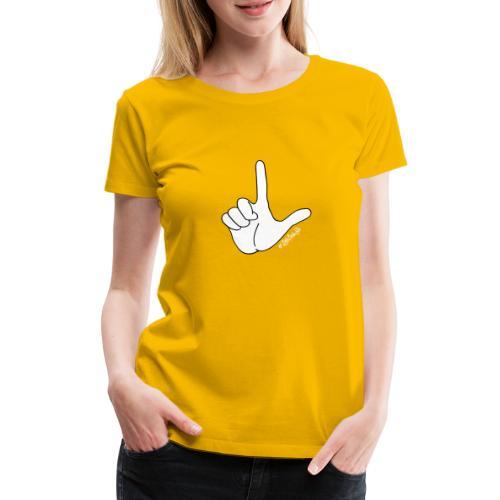 DedoBigEla - Camiseta premium mujer